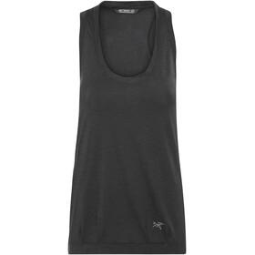Arc'teryx Pembina - Camisa sin mangas Mujer - negro